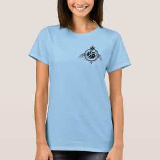 Ladies Cap BabyDoll T in 4 colors T-Shirt