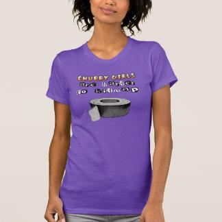 Ladies CHUBBY GIRLS Shirt