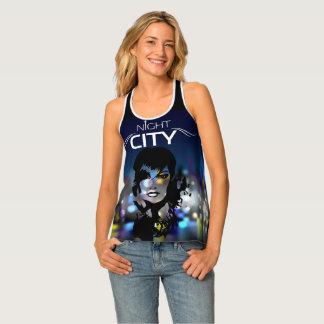 Ladies City Nights Singlet