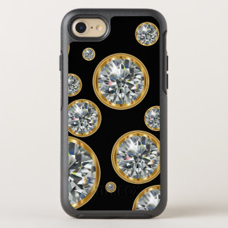 Ladies Classy Bling OtterBox Symmetry iPhone 8/7 Case