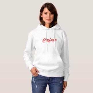 """Ladies' """"covfefe"""" hoodie"""
