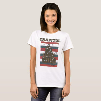 Ladies Crapitol Tee
