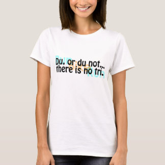 Ladies Duathlon T-Shirt