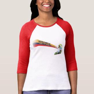 Ladies Ecological Instant Raglan T-Shirt