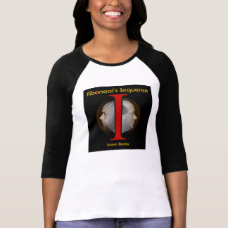 Ladies Fibonacci's Sequence Shirt