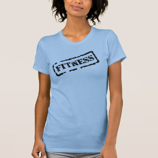 Ladies Fitness Purple Spaghetti Top (Fitted)