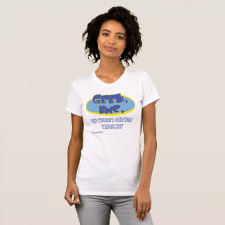 Ladies' Geek, Inc. Comic Jersey Tee