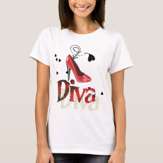 Ladies,Girls Diva Top Shirt