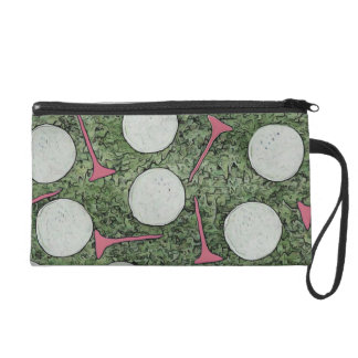 Ladies Golf Day Wristlet