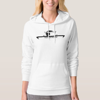 Ladies Hoddy with Szymura logo Hoodie