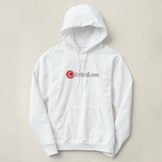 Ladies Hoodie - Kickball.com Wordmark