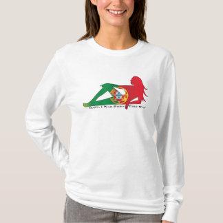 Ladies hoody Portugal Born this way
