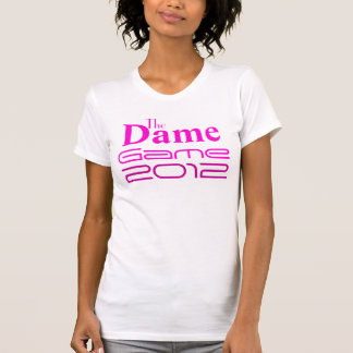 Ladies in the Whitehouse 2012 Tshirt