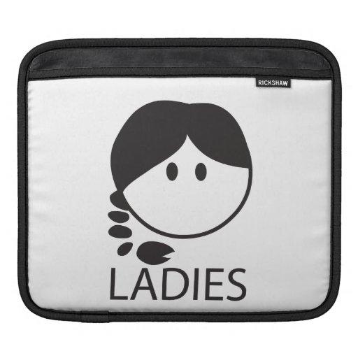 Ladies iPad Sleeve