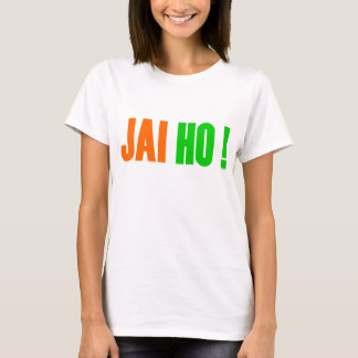 Ladies JAI HO T-Shirt