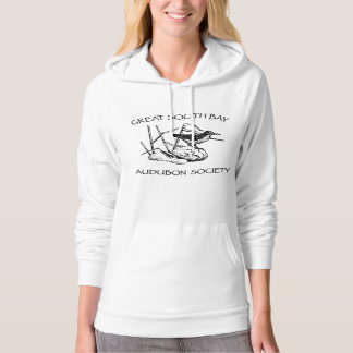 Ladies Light-Colored Hoodie