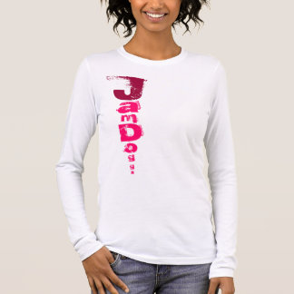 Ladies Long Sleeve Fitted Long Sleeve T-Shirt