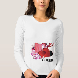 Ladies Long Sleeve (Fitted) T Shirt