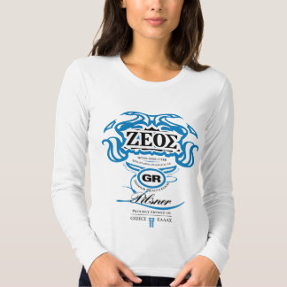 Ladies Long Sleeve (Fitted) T Shirts
