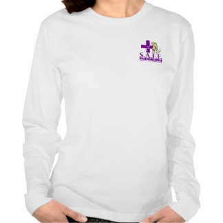 Ladies Long Sleeve (Fitted) Tshirts