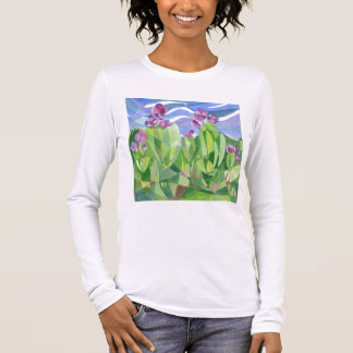 Ladies' Long Sleeve Spring Fitted T Long Sleeve T-Shirt