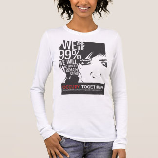 Ladies Long Sleeved OWS Support Shirt