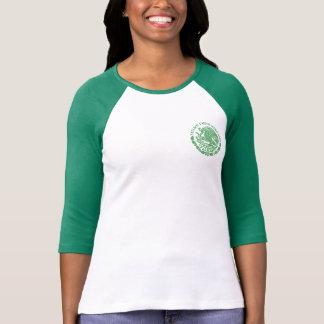 Ladies Mexican Jersey - Mexico playeras de futbol Tee Shirt