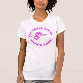 Ladies Mike's Garage T-Shirt