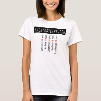 ladies miscarriage campaign tshirt logo front