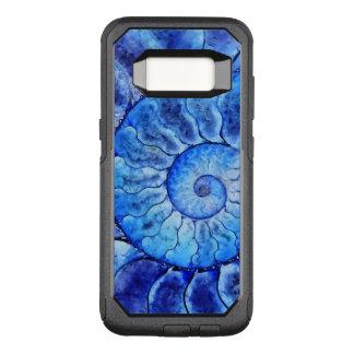 Ladies Modern Abstract OtterBox Commuter Samsung Galaxy S8 Case