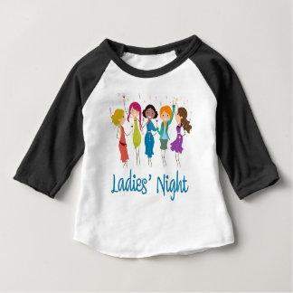 Ladies' Night Baby T-Shirt