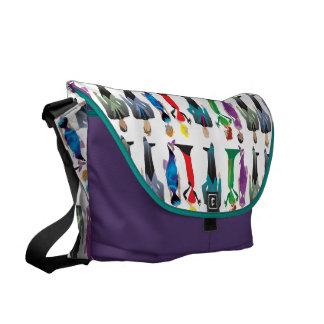 Ladies' Night Large Messenger Bag