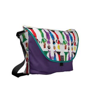 Ladies' Night Messenger Bag