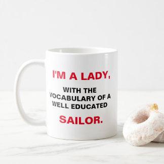 Ladies Novelty Mug - @$&*@£