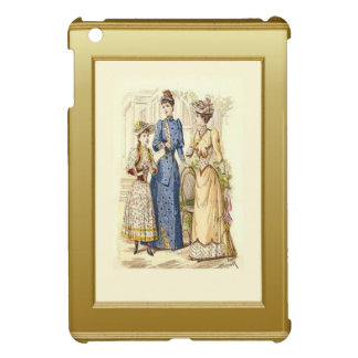 Ladies of fashion case for the iPad mini