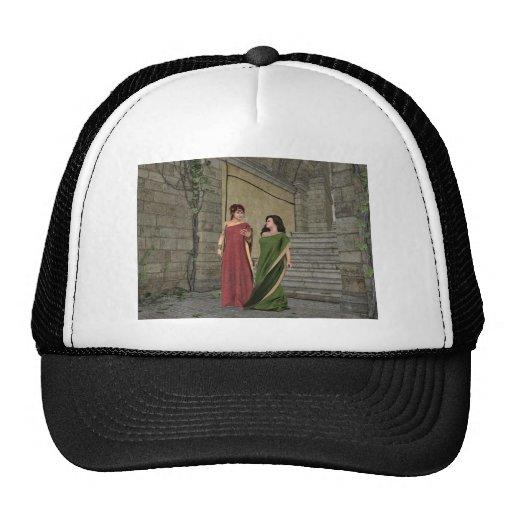 Ladies Of Rome Hats