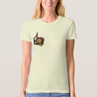 Ladies organic Gnome T T-Shirt
