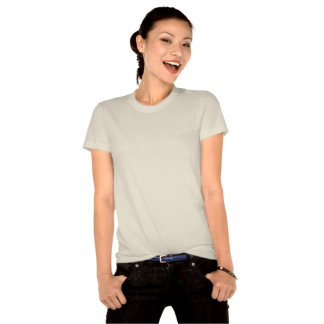 Ladies Organic T-Shirt Fitted Natural Creme Top