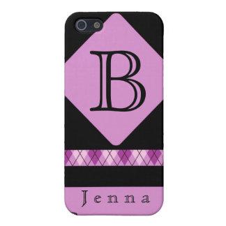 Ladies Personalized iPhone Case iPhone 5/5S Cases