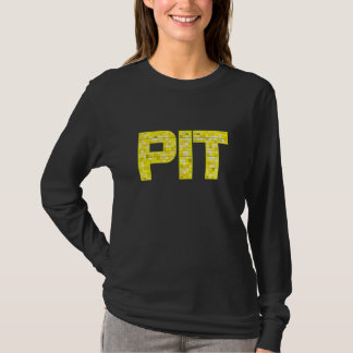 Ladies Pittsburgh Bling Tile Company T-Shirt