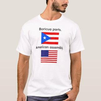 Ladies Puerto Rican Pride T-Shirt