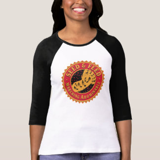 Ladies' Raglan Jersey T-Shirt