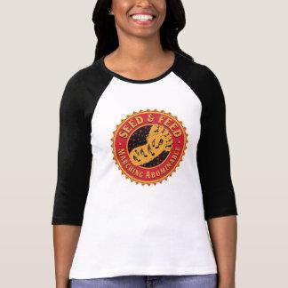 Ladies' Raglan Jersey Shirts