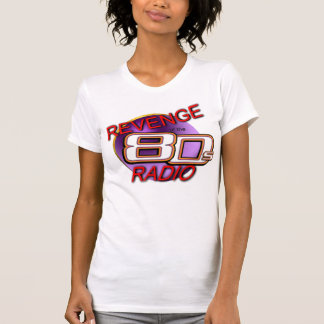 Ladies' Revenge of the 80s T-shirt