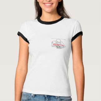 LADIES RING TEE, DEMON MUSCLE CARS T-Shirt