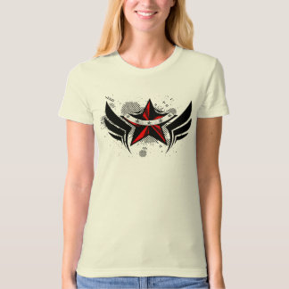 Ladies Rock Star Tee Shirts