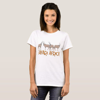 Ladies Safari Africa Tshirt