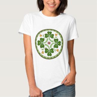 Ladies Shirt - Irish Good Luck Hex