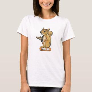 Ladies Squirrel T-shirt