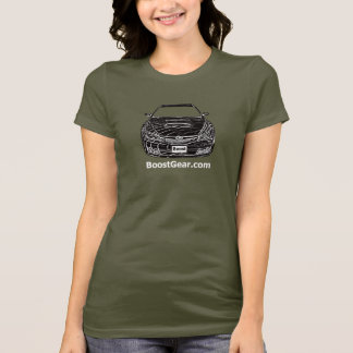 Ladies Subaru WRX STi T-Shirt